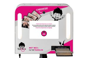 fexobox Standard Fotobox